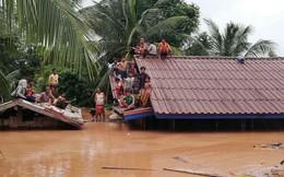 Những hình ảnh tang thương từ hiện trường vụ vỡ đập thủy điện ở Lào