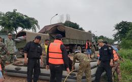 Vụ vỡ đập thủy điện tại Lào: Chưa có thông tin về người Việt bị thương vong