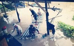 Thảm hoạ vỡ đập thuỷ điện tại Lào: Người Việt ở Attapeu ra sao?