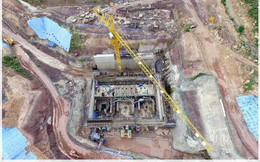 Vụ vỡ đập thủy điện tại Lào: Những hình ảnh thi công gói thầu 7,9 triệu USD của công ty VN