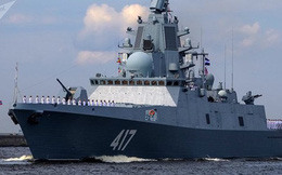 Hải quân Nga tiếp nhận tàu hộ vệ tên lửa mới