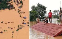 Vỡ đập thủy điện ở Lào sẽ khiến nước lũ về ĐBSCL gia tăng vào cuối tuần này