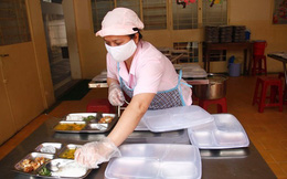 Đồng Nai triển khai dự án bữa ăn học đường