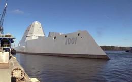 Khu trục hạm tỷ USD của Mỹ liên tiếp gặp sự cố khi chạy thử nghiệm