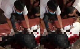 Đã xác định được nạn nhân bị chém đứt gân tay, chân tại Nam Định