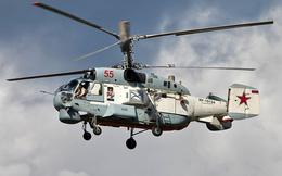"""Sức mạnh trực thăng săn ngầm """"ốc sên"""" Ka-27"""