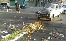 IS tấn công vào lãnh thổ chính phủ Syria kiểm soát, giết 215 người
