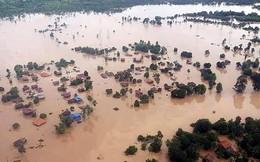 Người dân mô tả tiếng vỡ đập thuỷ điện Lào vang dội như tiếng bom