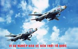 """Chiến công oai hùng của """"đôi cánh ma thuật"""" Su-22 Việt Nam ở Trường Sa"""