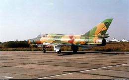 Cường kích Su-22 Việt Nam vừa gặp nạn có thể là chiếc từng được nâng cấp tại Ukraine