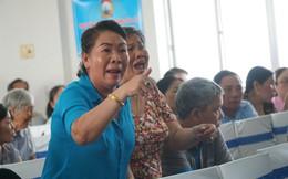 """Hai đại biểu TP.HCM vắng mặt vì """"lý do đặc biệt"""", người dân Thủ Thiêm  bỏ về"""