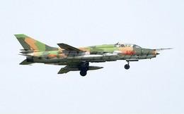Cường kích Su-22 vừa gặp nạn là loại chiến cơ có tỷ lệ tai nạn thấp nhất thế giới