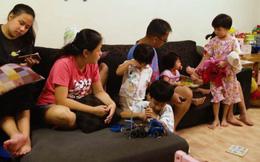 Cả nhà có mỗi chồng đi làm, thu nhập dưới 10 triệu/tháng, bà mẹ U40 vẫn phải chi tiêu hơn 50 triệu cho gia đình 7 con