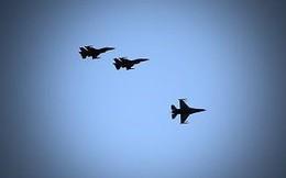 Máy bay chiến đấu của Hàn Quốc xuất kích chặn máy bay Trung Quốc xâm phạm ADIZ