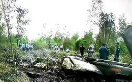 Máy bay rơi ở Nghệ An: Sớm hoàn tất việc công nhận liệt sĩ