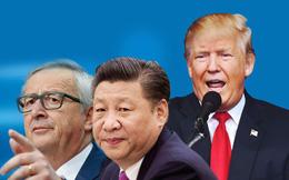 """Mỹ-Trung-EU sẽ lún sâu vào xung khắc: """"Điềm dữ"""" đợi sẵn sau chiến tranh thương mại"""