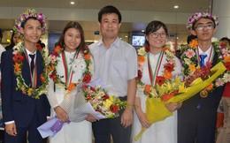 Giành Huy chương Vàng Olympic Sinh học Quốc tế, nữ sinh Hải Phòng được thưởng 500 triệu đồng