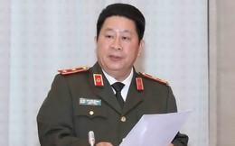 Cách tất cả các chức vụ trong Đảng đối với Trung tướng Bùi Văn Thành