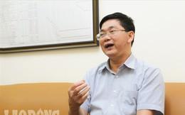 """Giáo sư đầu ngành Thủy lợi: Dân Hà Nội phải """"lội nước khi mưa"""" ít nhất hàng chục năm nữa!"""