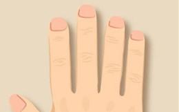 Bàn tay cũng có bản mệnh riêng, và tiết lộ những tính cách tiềm ẩn đến chính bạn còn chẳng nhận ra