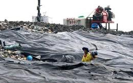 """""""Do biến đổi khí hậu nên bãi rác Đa Phước có mùi hôi thối"""""""