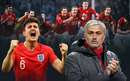 Tìm lại thành công triều đại Sir Alex, Mourinho phải bắt đầu từ Maguire