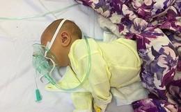 Trẻ sơ sinh tử vong vì cắt rốn ở nhà