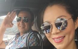 """Khác xa chồng, vợ Quyền Linh là """"dân chơi"""" hàng hiệu máu mặt"""