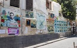"""Bức tranh """"nữ nhi quốc"""" đáng buồn ở Syria sau 7 năm chiến tranh bom đạn tàn khốc"""