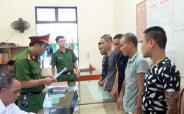 5 côn đồ bắt người ở Hà Giang, ép viết giấy nợ 142 triệu đồng