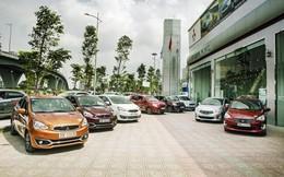Nhiều xe Mitsubishi nhập khẩu bất ngờ giảm giá chục triệu đồng