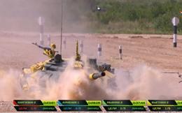 Đại tá Nguyễn Khắc Nguyệt bình luận gì về thành tích chưa tốt của Đội VN 2 tại Tank Biathlon 2018?
