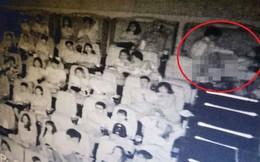 Lộ ảnh cặp khán giả thân mật thái quá trong rạp, CGV từ chối cung cấp tên cụm rạp