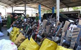 Công an Quảng Nam vận động dân giao nộp cả ngàn khẩu súng