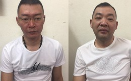 2 đối tượng truy nã người Trung Quốc bắt giữ con nợ trái phép