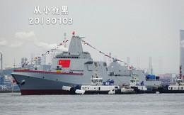 Vũ khí bí ẩn và đầy nguy hiểm trên khu trục hạm Type 055 Trung Quốc