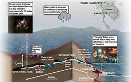 Liệu còn lối thoát khác cho đội bóng nhí mắc kẹt trong hang ở Thái Lan?