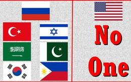 """6 đồng minh thân cận lũ lượt """"bỏ"""" Mỹ theo... Nga!"""
