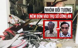 [PHOTO STORY] Nhóm khủng bố, ném bom trụ sở công an phường ở Sài Gòn bị bắt thế nào?