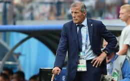 """HLV tuyển Uruguay phục """"sát đất"""" Pháp sau khi bị hất cẳng khỏi World Cup"""