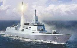 """Hải quân Mỹ có thể đối chọi với khu trục hạm """"quái vật"""" Type 055 Trung Quốc?"""