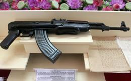 Khẩu súng của Anh hùng Hoàng Thọ Mạc
