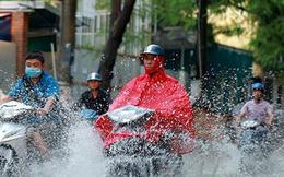 Thời tiết hôm nay 8/7: Mưa to và rất to khắp nơi, nguy cơ lũ quét