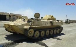 Syria tóm gọn lô xe bọc thép hiện đại của phiến quân: Lộ diện kẻ cung cấp giấu mặt