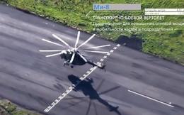 Cận cảnh sân bay quân sự Nga tại Syria hoạt động trên độ cao chim bay