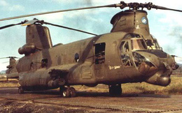 """Phiên bản """"hỏa lực mạnh"""" của trực thăng CH-47 Mỹ từng triển khai tại Việt Nam"""