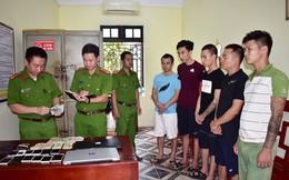 Công an huyện Nho Quan bắt nhóm đối tượng cá độ bóng đá 1 tỷ đồng