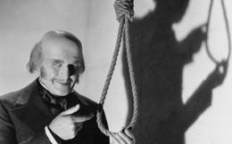 """Tên cướp cao số nhất nước Anh: 3 lần bị treo cổ nhưng chỉ trật chân mà không chết, cuối cùng được thả tự do vì """"ý trời muốn thế"""""""