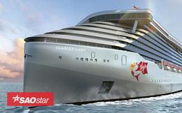 Choáng ngợp với du thuyền sang chảnh bậc nhất dành cho giới siêu giàu