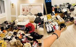 """Cận cảnh bộ sưu tập giày 2 tỷ đồng của """"Rich Kid Cần Thơ"""""""